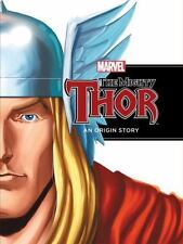 The Mighty Thor: An Origin Story HC DJ Marvel Press 2011 New 1st Edition