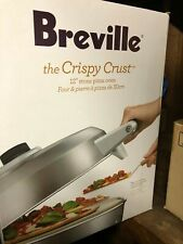 Breville Crispy Crust Pizza Maker BPZ600XL Used once