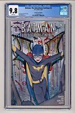 DC's Batman: The Adventures Continue #5 Peach Momoko Trade Variant CGC 9.8