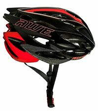 AWE ® awespeed ™ INMOULD Homme Cyclisme sur route Casque 56-58 cm noir/rouge/carbone