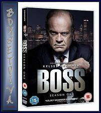 BOSS - COMPLETE SEASON 1 **BRAND NEW DVD **