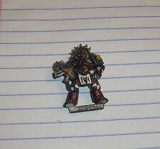 40k Rare oop vintage Metal Rogue Trader Era Space Marine Blood Angel Captain