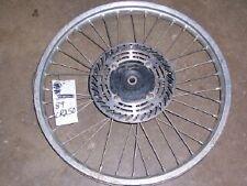 89 cr250 cr125 cr 250 125 front wheel rim