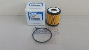 Mazda Engine Oil Filter to suit various models, Genuine - L321-14-30299
