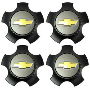 Genuine Holden /Chev Bowtie Wheel Caps for Series 1 / I & 2 / II VE SS SV6 4pc