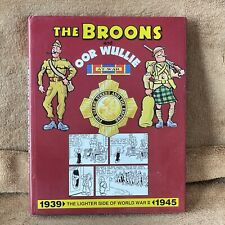 THE BROON'S AND OOR WULLIE - at war - BOOK - 1997