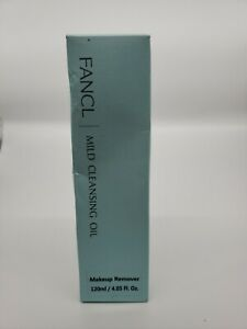 FANCL Mild Cleansing Oil - 100% Preservative Free, Clean Skincare for Sensitive