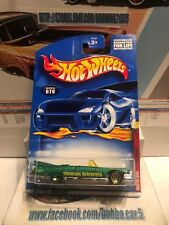 Hot Wheels - Cadillac 1959 - 2001 Monsters Series Collector #079 -1:64 Green 3/4