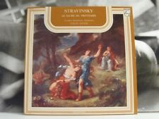 STRAVINSKY - LE SACRE DU PRINTEMPS / COLIN DAVIS / LONDON S.O. - LP EXCELLENT+