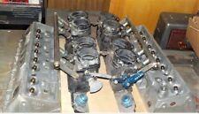 Kinsler pontiac 23 aluminum  degree heads magnesium  fuel injection EFI SBC chev