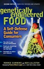 Genetically Engineered Food: A Self-Defense Guide for Consumers-ExLibrary
