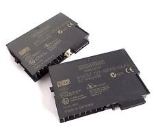 SIEMENS SIMATIC OUTPUT MODULE 6ES7 132-4BD00-0AA0 LOT OF 2