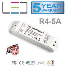 R4-5A 2.4G 2.4GHz RF Receiver RGBW Controller RGB LED Strip 5050 2835