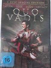 Quo Vadis - Christenverfolgung in Rom - Caesar Nero Peter Ustinov, Robert Taylor
