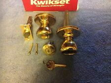 Kwikset 400 series Knoblock  *BY THE PART* *NEW* Make Offer 4 the Part you Need