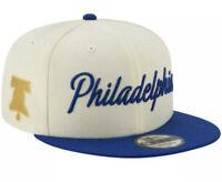 Men's New Era Philadelphia 76ers 9Fifty City Edition Adjustable Snapback Hat !