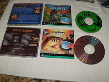 3-D Ultra Pinball The Lost Continent & 3-D Ultra Pinball Creep Night (PC Games)