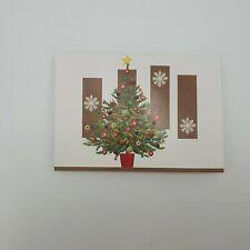 Five Christmas Card - Happy Christmas