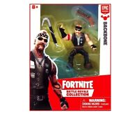 """BRAND NEW Backbone Fortnite Battle Royale Collection Action Figure 2"""" Series 3!!"""