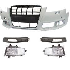Set Stoßstange vorne inkl. Zubehör+Nebel für Audi A6 4F C6 08-10 für SRA für PDC
