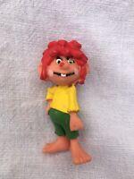 Pumuckl Figur von Heimo 1980er Gummi