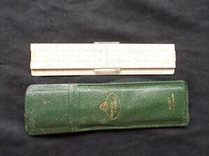 Vintage Faber Castell  67/87 Slide Rule Made Germany