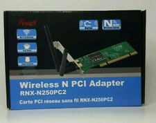 Rosewill Wireless N 300M PCI 2 300Mbps Wifi Network Adapter Card RNX-N250PC2