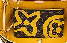 Louis Vuitton CANCUN TAHITIENNE POUCH POCHETTE WRISTLET Man-Bag Puerto Banus NEW