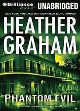Heather GRAHAM / PHANTOM EVIL                  [ Audiobook ]