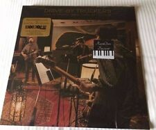 """Drive By Truckers """"Live in Studio New York 2015"""" CLEAR *RSD 2017* New and Sealed"""