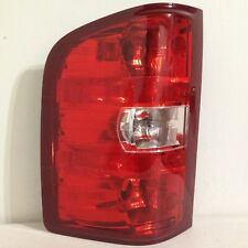 2007 2008 2009 2010 2011 2012 2013 Chevy Silverado LH 1500 2500 3500 Tail Light