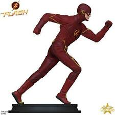 DC Comics Flash TV Statue Paperweight Hand-numbered limited ed of 5k Number # 1!