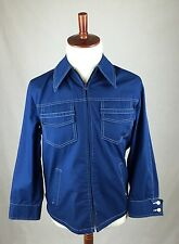 Desert Classic Great Western Vintage Hipster/Rockabilly Zip Jacket Size 38-Large