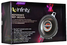 "Infinity REF-3022cfx 3-1/2"" 2-Way Speakers Reference Series New 3.5 Car Speakers"