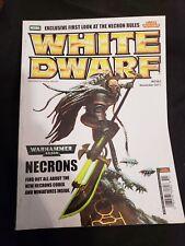 White Dwarf #382 Necron Army, Sisters of Battle Fluff, Dreadfleet