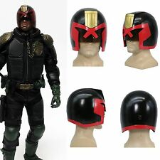 Judge Dredd Helmet Boxing Movie COSplay Halloween Mask Full Head Adult Men Props