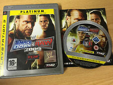 PS3 : smackdown vs raw 2009