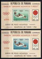 PANAMA Olympic Mi Bl 21/2 - M no Gum