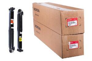 GENUINE ACURA MDX & ZDX REAR SHOCK ABSORBERS PAIR - 52610-STX-A55 x2 - BRAND NEW