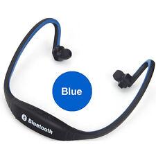 Stereo Bluetooth Headset Headphone Wireless Earphone For iPhone XS X 8 7 Samsung