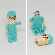 Memoria Pendrive USB 16 GB Médico Articulado