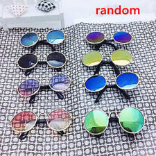 Pet Sunglasses Colorful Cool Little Dog Eye-wear Photos Cat Accessories