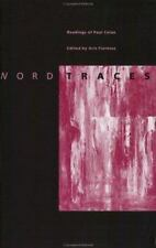 Word Traces: Readings of Paul Celan (Paperback or Softback)