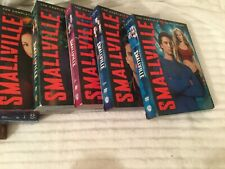 Smallville Complete Seasons 1 To 7 Dvd Tv Series