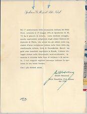 62966 - ITALY - Arctic  NORTH POLE: ITALIAN EXPEDITION LETTER 1958 Guido Monzino