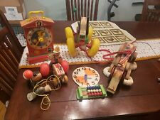 Vintage 1964 Toys & Hobbies Preschool Toys & Pretend Play Fisher-Price Lot
