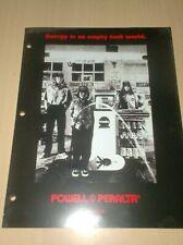 catalog vintage skateboard powell peralta + soc brands fall 2006 .D