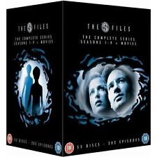 Horror TV Shows DVDs & Blu-ray Movies