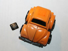 1985 Brazil Estrela Hasbro Transformers Orange Bumblebee (Optimus Version)