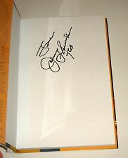 WWE Wrestler Jimmy Snuka Superfly The Jimmy Snuka Story SIGNED Hard Cover Book